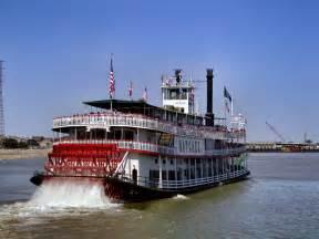 River Boat Natchez Riverboat New Orleans Easy Travel Guide