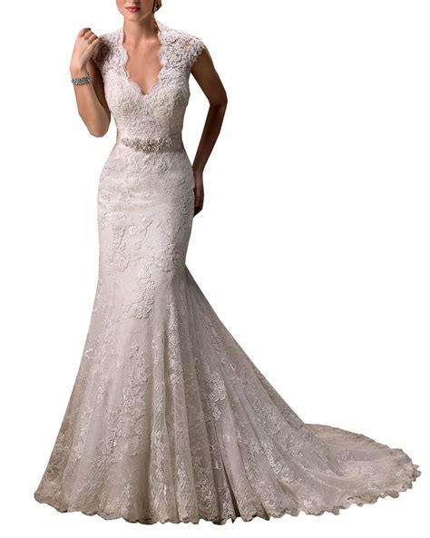 this 1 best selling wedding dress on amazon is super