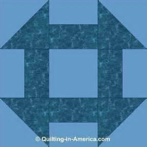 Churn Dash Quilt Block Pattern by Churn Dash