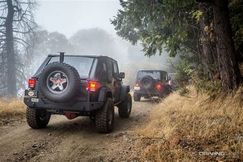jeep road trails sugarpine mountain trail review take your jeep road