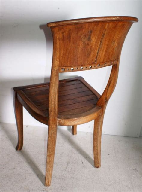 Biedermeier Dining Chairs Set Of Eight Biedermeier Style Dining Chairs At 1stdibs