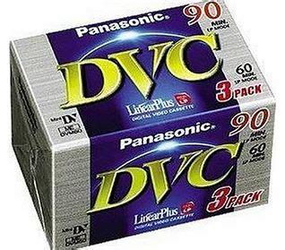 Promo Panasonic Mini Dv 90 Min Dvm 60 Murah Bagus mini dv