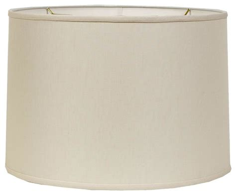 Beige Drum L Shade by 16 Quot Belgian Linen Drum Shade Beige Or L Shades