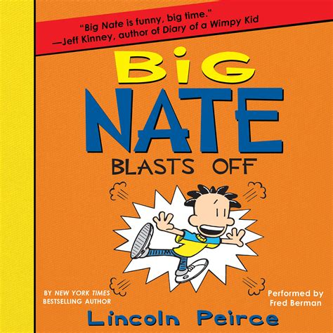 Author Resume Sample by Download Big Nate Blasts Off Audiobook By Lincoln Peirce