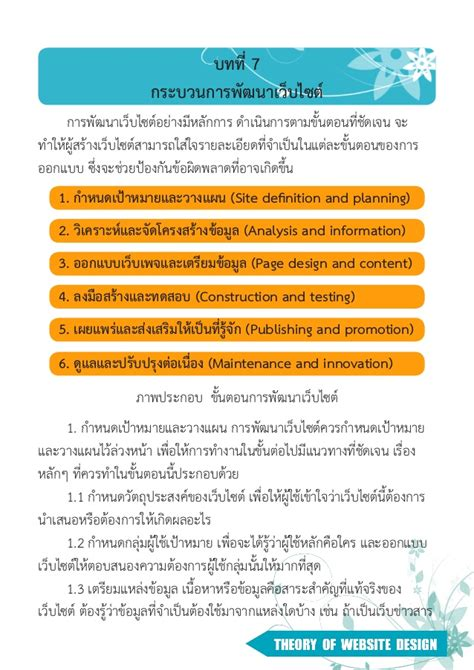 website layout theory theory of website design