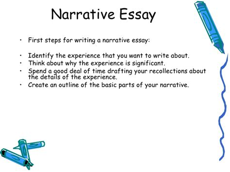 How To Write A Narrative Essay by How To Make An Outline For A Narrative Essay