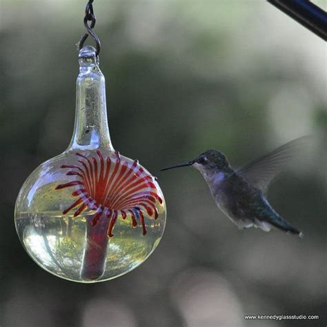 the kennedy style hummingbird feeder the original one