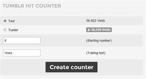 blogger view count get the most out of tumblr 20 tips tricks tools hongkiat