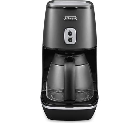 Coffee Maker Di Surabaya buy delonghi distinta icmi211 bk filter coffee maker black free delivery currys