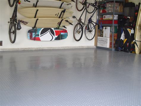 Dirt Garage Floor Cover by Auto Care Rollout Flooring Rollout Flooring For