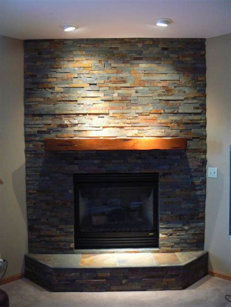 corner stone fireplace 1000 ideas about corner fireplaces on pinterest corner
