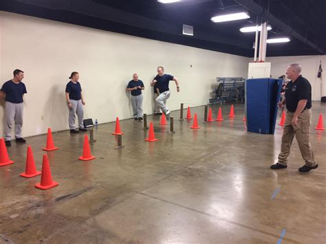 corrections officers participate in grueling