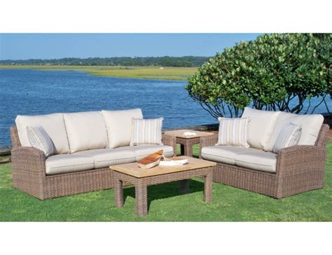 his5 hamilton island resin wicker furniture set