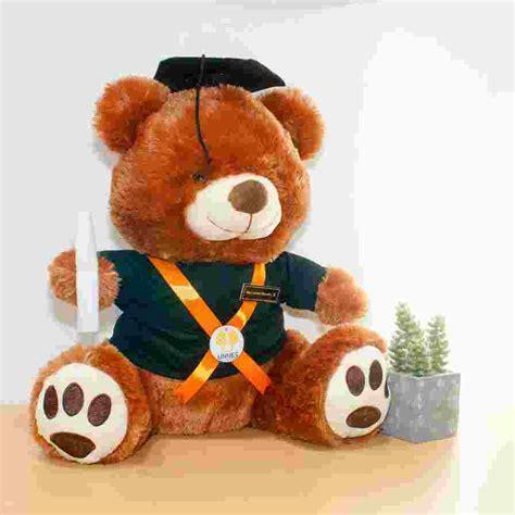 Boneka Wisuda Jogja jual boneka teddy coklat large 40 cm jogja kado