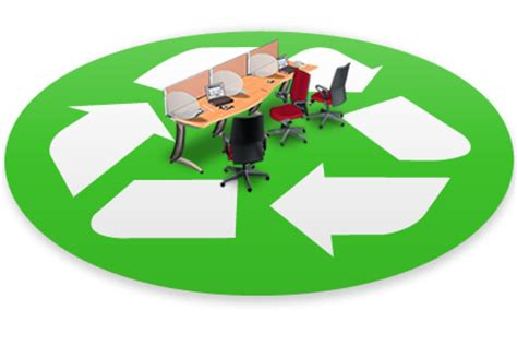 go green with your office furniture