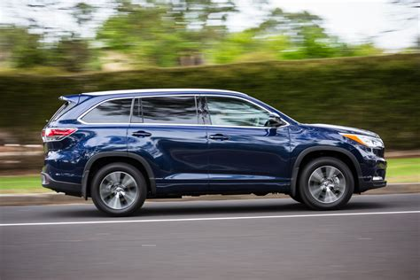 2016 Toyota Kluger Gxl Awd Review Caradvice