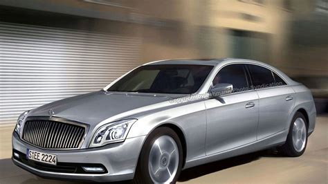 speculations sighting of new maybach
