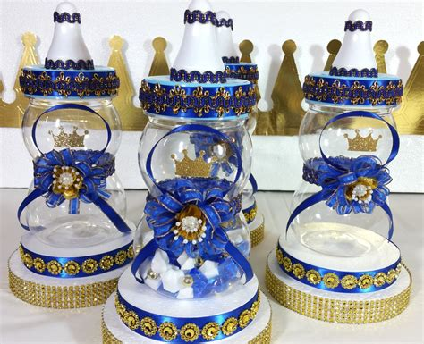 Prince Baby Shower Centerpieces by Baby Shower Centerpiece For Royal Prince By