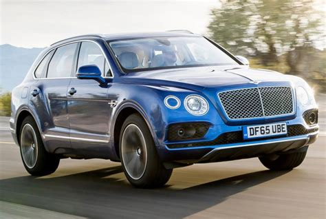 bentley suv price bentley reveals suv pricing for south africa starting at