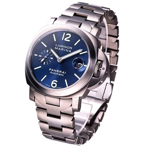 panerai luminor marina automatic mens 00283