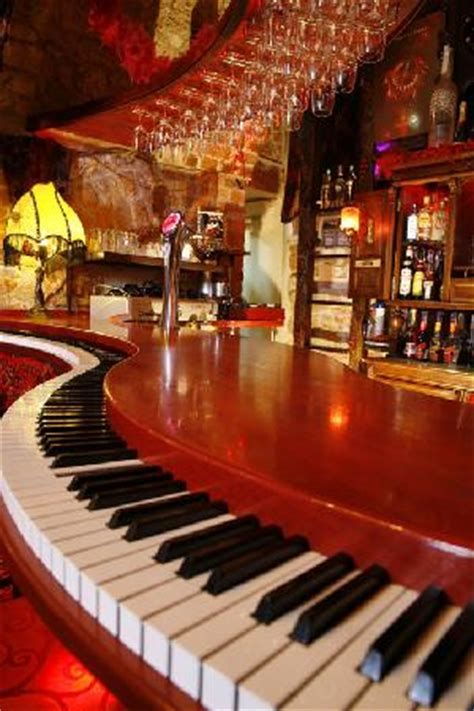 Unique Bars Middle Dining Room Picture Of The Piano Krakow