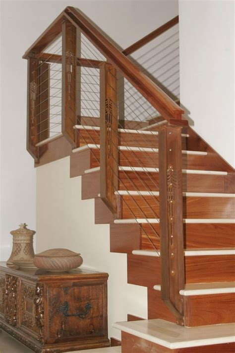 Wood Stair Railing 15 Best Images About Railings On Rustic Wood