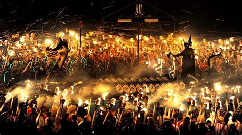 new year parade song up helly aa 2016