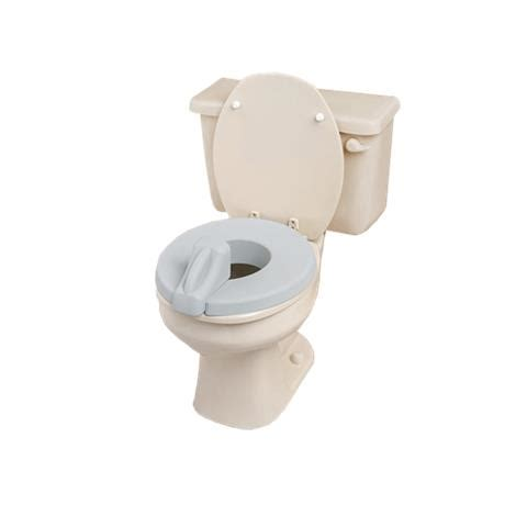 padded toilet seats for comfort the comfort company deluxe padded toilet seat reducer