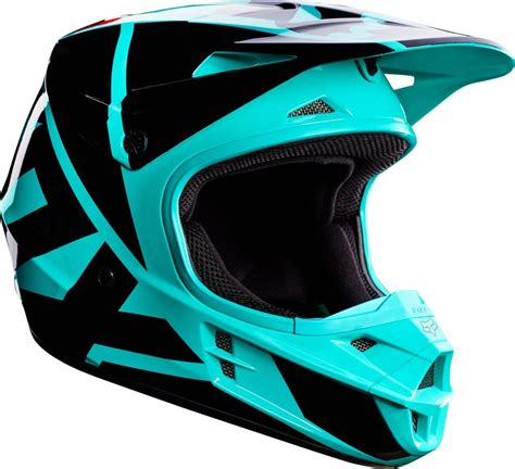 motocross helmet 169 95 fox racing mens v1 race dot approved motocross mx