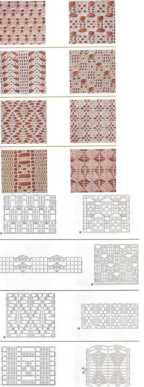 how to read a crochet pattern diagram 1000 images about haaksteken on