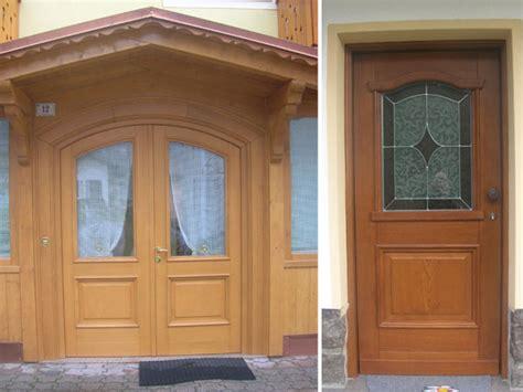 portoncini ingresso legno falegnameria gubert portoncini ingresso