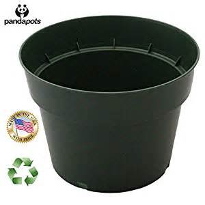 30 Inch Plastic Planter 30 Plant Pots 5 Inch Diameter 100