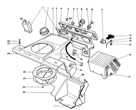 toro ccr 2000 parts diagram toro 38185 ccr 2000 snowthrower 1993 sn 3900001 3999999