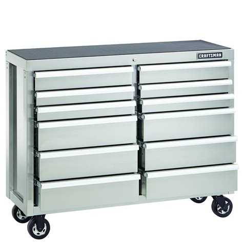 Craftsman 52 Inch 12 Drawer Premium Heavy Duty Rolling