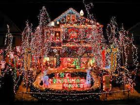 best christmas house decorations crazy christmas lights 15 extremely over the top outdoor