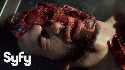 show syfy hunters a syfy drama series about a secret government