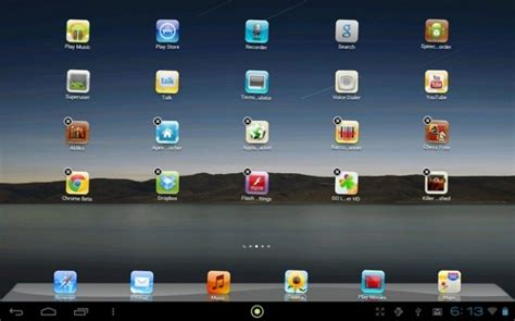 tablet launcher for android cult of android espier launcher hd brings the s home screen to your android tablet cult