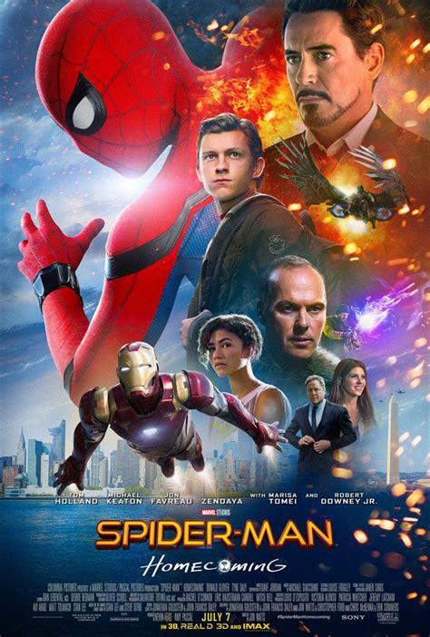 marvel film kino quot spider man homecoming quot poster wird zur lachnummer im