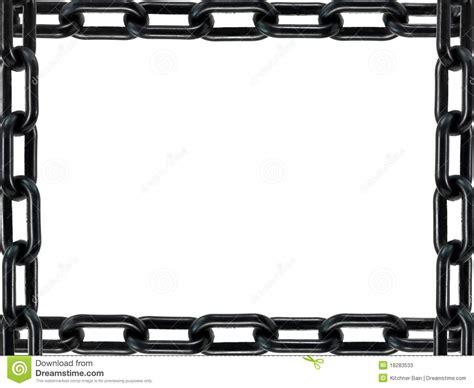 black chaign black chain stock photos image 18283533