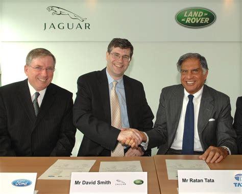tata jaguar deal throwback thursday tata motors completes acquisition of