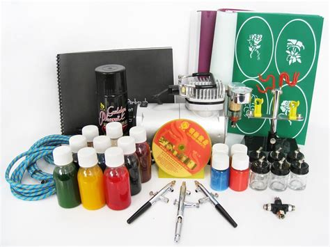 airbrush tattoo kit popular equipment for sale