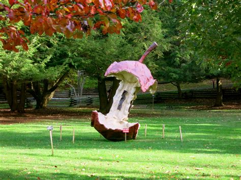 Kentuck Knob Sculpture Garden by Top Things To Do In The Laurel Highlands In Western Pa