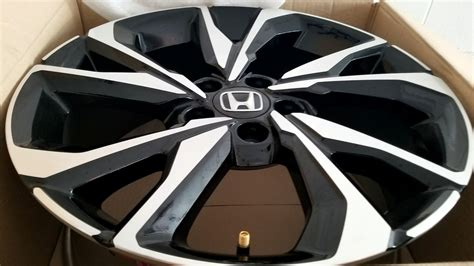 18 inch rims for honda civic 2018 honda civic si 18 inch alloy wheels rims set of 4 2016 honda civic forum 10th