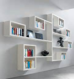 Decorative Wall Bookshelves by Your Own Decorative Wall Shelves The Home