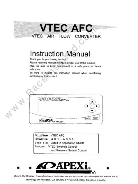 vafc2 wiring diagram wiring diagram with description