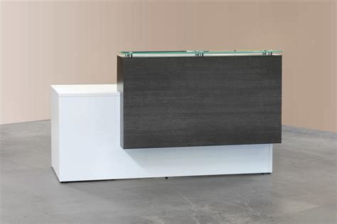 Ebay Reception Desk Furniture Office Furniture Ideas With Ebay Reception Desk And Wallpaper Also Concrete Floors