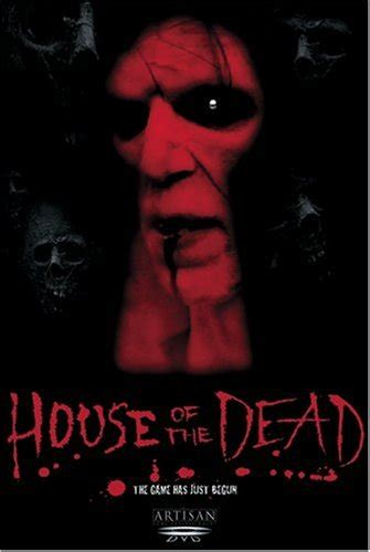 house of the dead 2003 house of the dead dvd cover 2003 r2 german