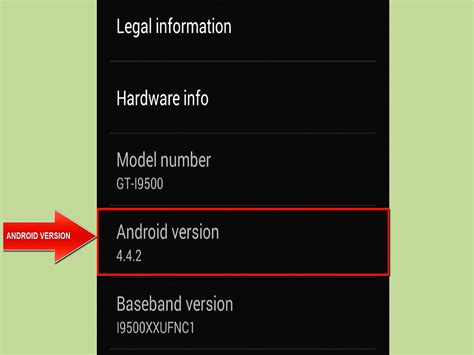 check android version how to check what android version you 4 steps