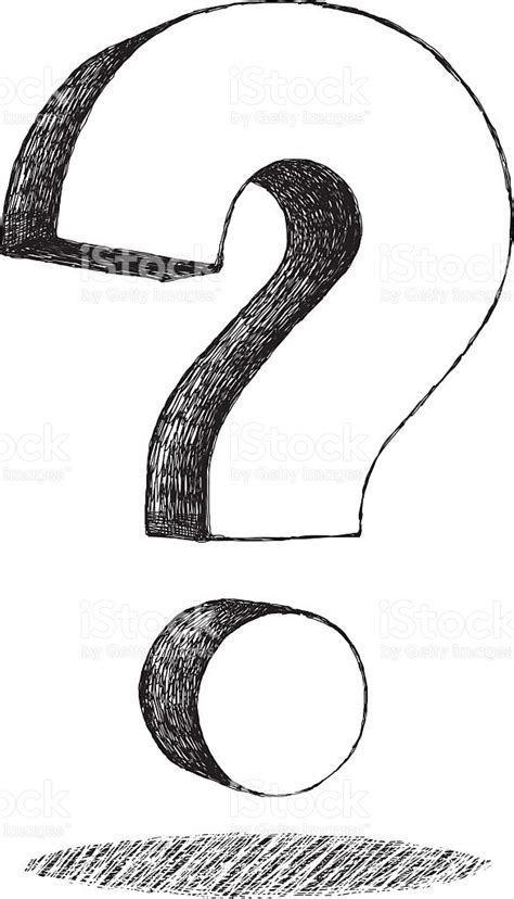 illustrator draw question mark question mark drawing stock vector art more images of