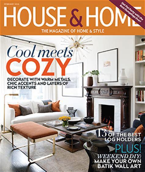 home design magazines canada february 2016